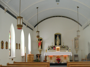 Image of Chapel Sanctuary